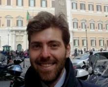 Adriano Zaccagnini, député du Mouvement 5 Etoiles