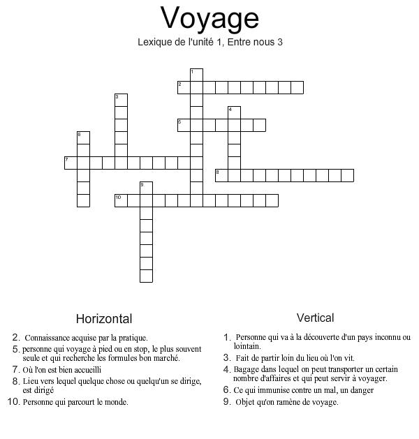 crosswordvierge
